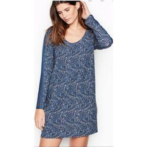 Victoria's Secret Floral Sleepshirt Nightgown